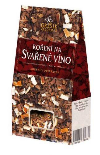 Grešík Koření na svařené víno 50 g cena od 28 Kč