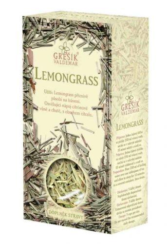 Grešík Lemongrass sypaný 40 g cena od 27 Kč