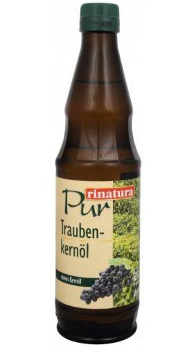 Rinatura Olej z hroznových semínek 500 ml cena od 119 Kč