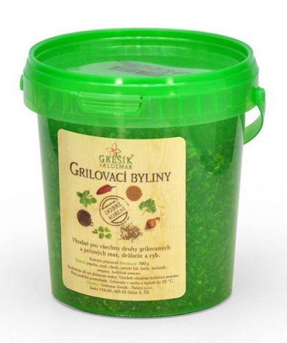 Grešík Grilovací byliny 300 g cena od 123 Kč
