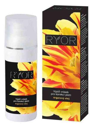 Ryor Výplň vrásek pro korekci pleti s arganovým olejem 50 ml