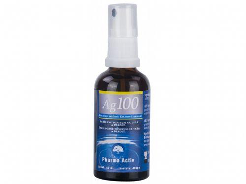 Pharma Activ Koloidní stříbro Ag100 spray 50 ml