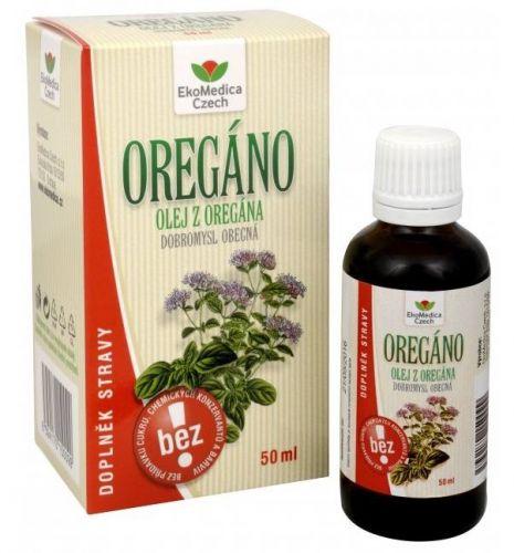 EkoMedica Oregáno Dobromysl obecná olej 50 ml