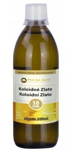Pharma Activ Koloidní zlato 300 ml cena od 689 Kč