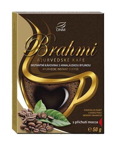 DNM Ajurvédské kafe Brahmi s příchutí mocca 50 g
