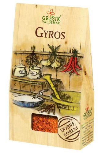 Grešík Gyros 30 g cena od 32 Kč