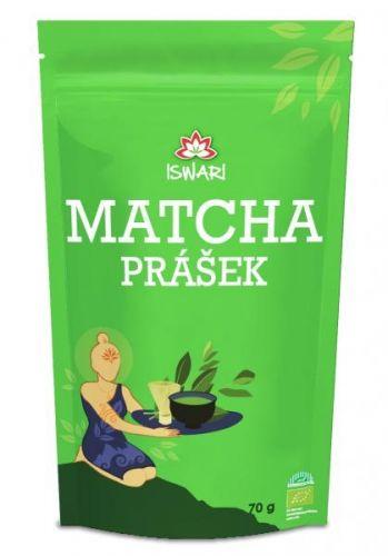 Iswari Bio Matcha 70 g cena od 179 Kč