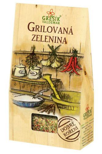 Grešík Grilovaná zelenina 30 g cena od 33 Kč