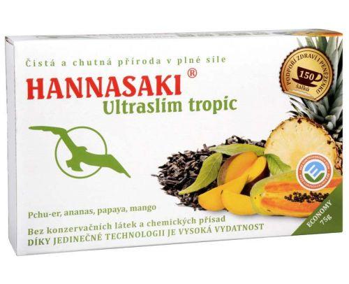 Phoenix Division Hannasaki UltraSlim Tropic - čajová směs 50 g