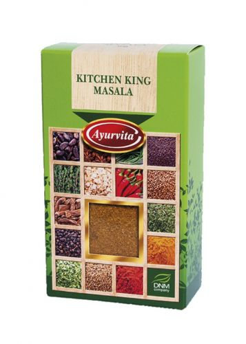 DNM Kitchen King Masala 50 g cena od 52 Kč