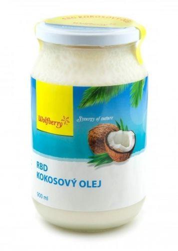 Wolfberry RBD Kokosový olej 900 ml cena od 119 Kč