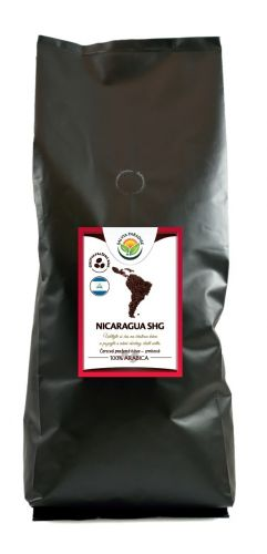 Salvia Paradise Káva - Nicaragua SHG 1000 g