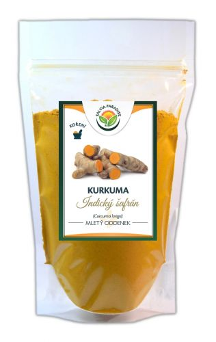 Salvia Paradise Kurkuma mletá 100 g cena od 51 Kč