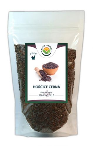Salvia Paradise Hořčice černá celá 100 g cena od 44 Kč