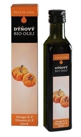 Health Link Bio Dýňový olej 250 ml cena od 159 Kč