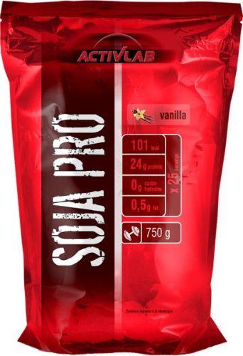 ActivLab Soja Pro sojový proteinový izolát vanilka 750 g