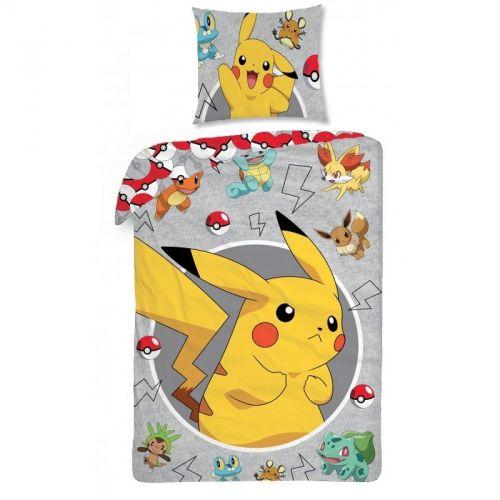 Halantex Pokemon 029BL bavlněné povlečení cena od 649 Kč