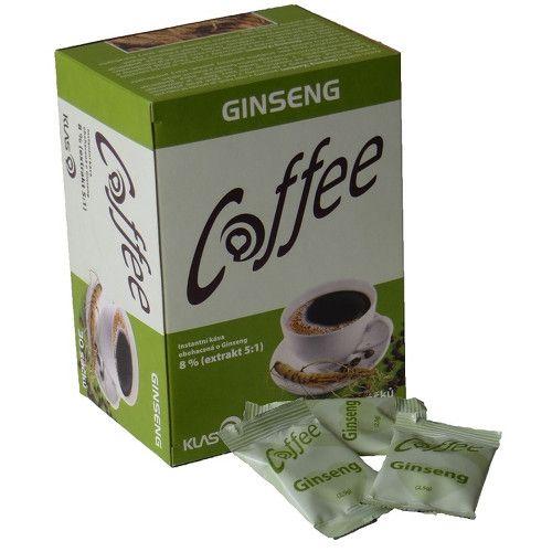 Klas Coffee Gingseng 30 sáčků