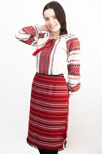 Vishivanocka sukně