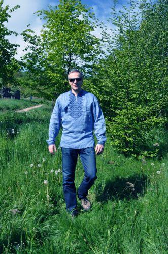 Vishivanocka Milan košile