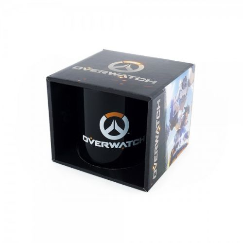 Gaya Entertainment Overwatch Logo 330 ml