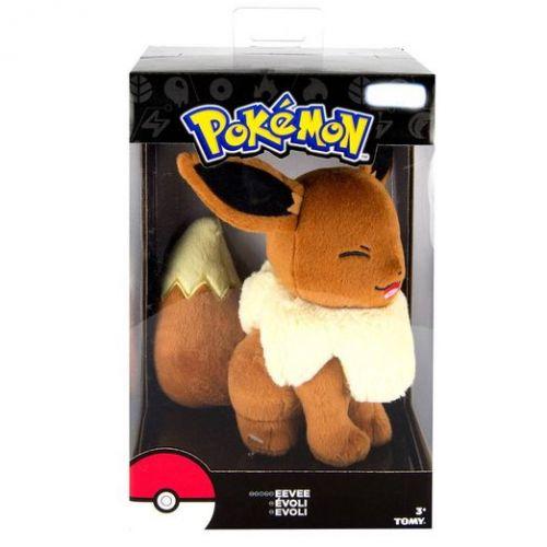 Tomy Pokémon plyšák Eevee 20 cm