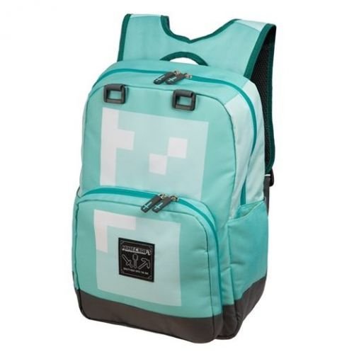 Jinx Minecraft Diamond Školní batoh - Srovname.cz 00ab2e723f