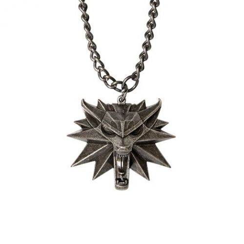 Jinx The Witcher Medailon