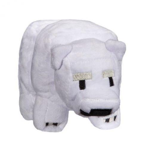 Jinx Minecraft Baby Polar Bear Plyš 3
