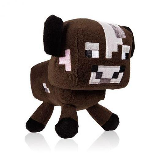 Jinx Minecraft Baby Cow Plyš 3