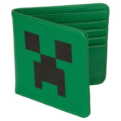 Jinx Minecraft Creeper Face Peněženka
