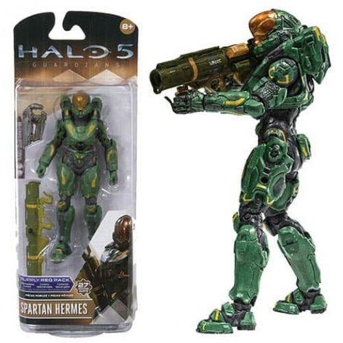 McFarlane Toys Spartan Hermes Halo 5 Guardians Series 2 15 cm