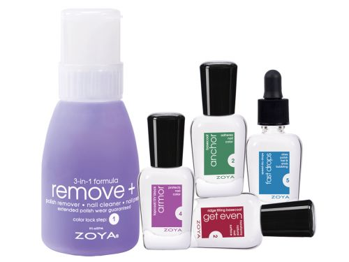 Zoya Color Lock System Kit Basic