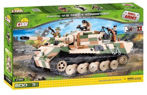 COBI Small Army Tank PzKpfw VI-B TIGER II 2480