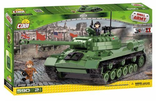COBI Small Army Těžký tank IS-3 2492