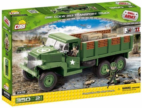 COBI Small Army Nákladní auto GMC CCK 353 II WW 2378