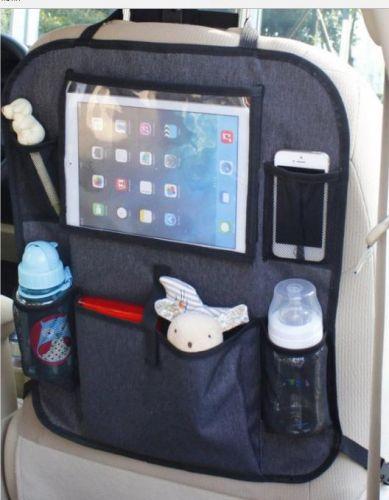 BabyDan Kapsář do auta s kapsou na tablet