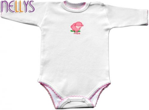 Baby Nellys Ovečka Body