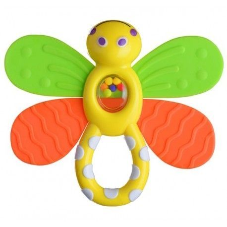 BabyOno Motýlek Kousátko