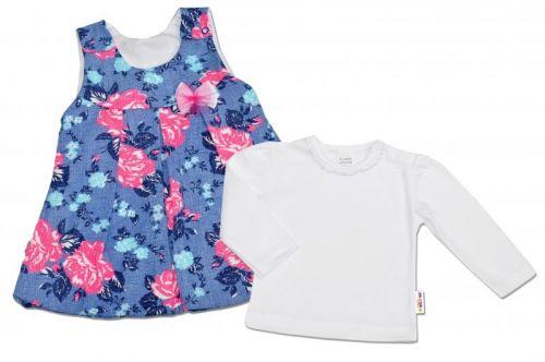Baby Nellys Šatičky + košilka