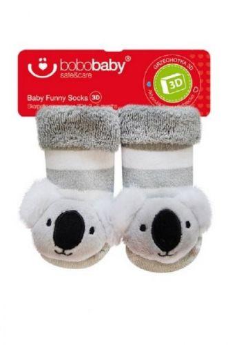 BOBO BABY Koala ponožky