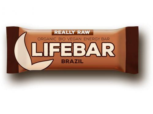 Lifefood Bio tyčinka Lifebar brazilská 47 g