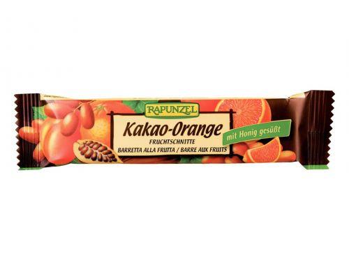Rapunzel Bio tyčinka Kakao-Pomeranč 40 g