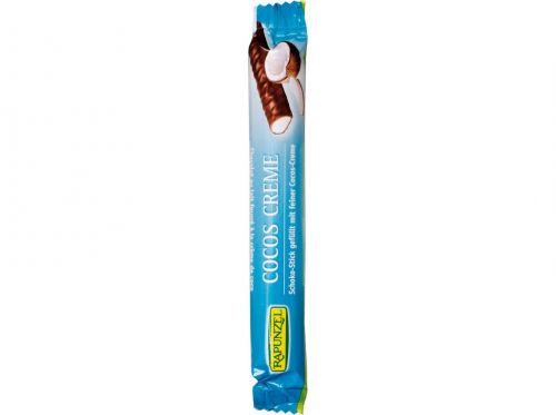 Rapunzel Bio čokoládová tyčinka kokosový krém 22 g