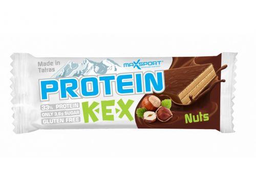 Maxsport Protein kex oříšek 40 g