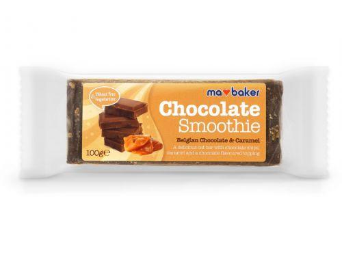 Ma Baker Tyčinka Obří Smoothie Čokoláda + Karamel 100 g