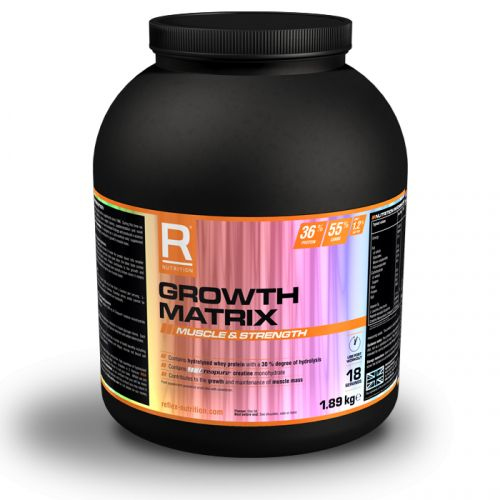 Reflex Growth Matrix fruit punč 1,89 kg