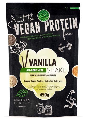 Nutrisslim All-Body Meal Shake vanilka 450 g