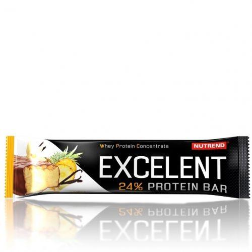Nutrend Excelent Protein Bar limetka s papájou 85 g