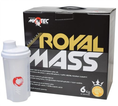 MyoTec Royal Mass jahoda-banán 6 kg